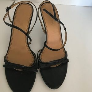 Unisa Shoes - Unisa High Heel Sandals with Ankle Straps - Size 8
